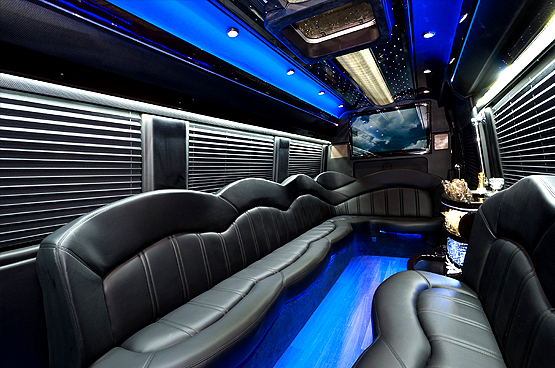bachelor party limo la