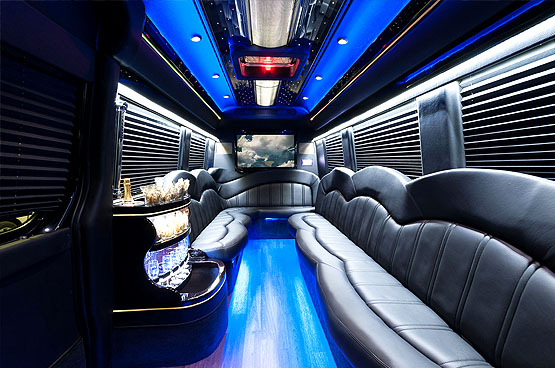 limousine rental service los angeles